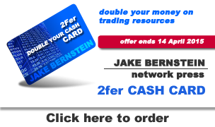Jake Bernstein | 2Fer Cash Card