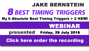 Jake Bernstein | 8 Best Timing Triggers Webinar