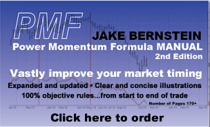 Jake Bernstein  | Power Momentum Formula Manual - 2nd Edition