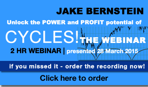 Jake Bernstein | Cycles! The Webinar