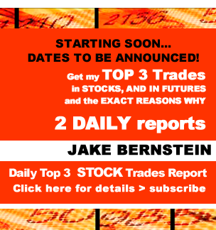 Jake Bernstein | Daily Top 3 Trades Reports