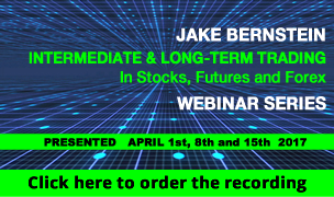Jake Bernstein | Intermediate and Long-Term Trading  In Stocks, Futures and Forex