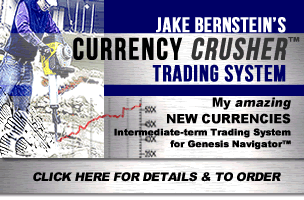 Jake Bernstein's Currency Crusher Trading System