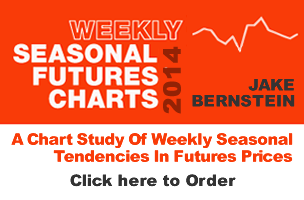 Jake Bernstein  | Weekly Seasonal Futures Charts 2014